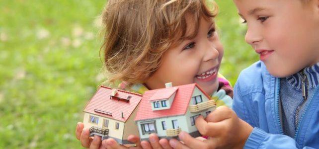 Выделение долей в праве собственности на недвижимость