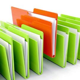 Пакет документов в МФЦ