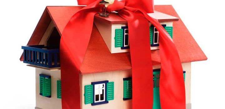 Дарение доли квартиры без нотариуса